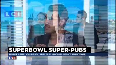 Kim Kardashian, Victoria's Secret, Mercedes... Ils vont faire les pubs du Super Bowl 2015