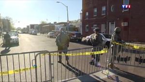 Le 20 heures du 28 avril 2015 : Baltimore : la garde nationale déployée après de nouvelles émeutes raciales - 990.975