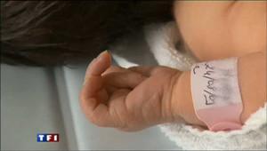 Le nombre de naissances s'est élevé à 828.400 en 2008. Une hausse de plus de 1%, qui place la France à la première place du nombre de naissances en Europe.