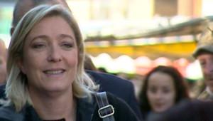 Marine Le Pen/TF1