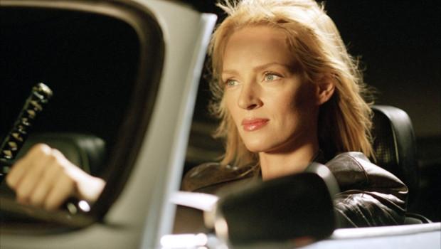 Uma Thurman dans Kill Bill
