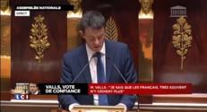 """Valls : """"Je suis Premier ministre depuis 5 mois…"""""""