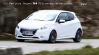 Plein phare essai Peugeot 208 GTi 2013 Automoto