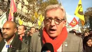 """Après l'attentat d'Ankara, Pierre Laurent lance """"un cri de colère"""" contre Erdogan"""