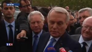 """Ayrault : """"La France est un pays qui a une des meilleures notes du monde"""""""