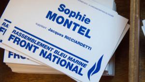 Bulletin de Sophie Montel, candidate FN dans le Doubs