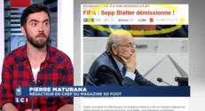 "FIFA : ""Sepp Blatter a dû sentir le vent arriver vers lui"""