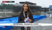 Inondations à Paris : les péniches-restaurants coupées du monde