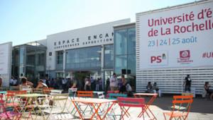 L'université du PS ouvre ses portes à La Rochelle