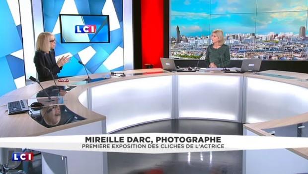 """Mireille Darc, photographe : """"J'ai toujours peur d'être jugée"""""""