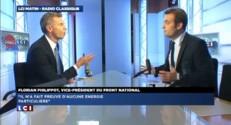 """Philippot sur Sarkozy : """"Il n'a fait preuve d'aucune énergie particulière"""""""