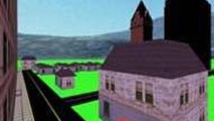réalité virtuelle 3d traitement acrophobie DR: La Pitié-Salpétrière