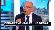"""Eric Ciotti (UMP) : """"Ces élections vont être une véritable bérézina pour le gouvernement"""""""