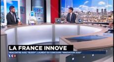 Innovation : Hollande a rencontré Buddy, le robot du lauréat 2014 du Concours mondial d'innovation