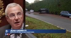"""Intempéries : """"Tous les moyens déployés sont insuffisants pour avoir zéro victime"""", estime Leonetti"""