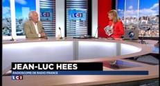 """Jean-Luc Hees : """"La timidité, c'est bien pour un journaliste"""""""