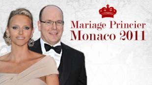Mariage Prince Albert de Monaco et Charlene Wittstock