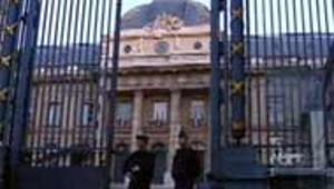 Palais de Justice de Paris (TF1)