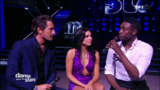 Découvrez l'interview de Corneille sortant de Danse avec les Stars