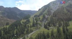 Le 13 heures du 7 juillet 2015 : Les petits villages isolés du massif du Mercantour (2/5) : le petit hameau du Bousiéyas - 2012