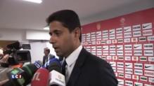 """Le PSG a-t-il déjà gagné le championnat ? """"Ce n'est pas facile"""" répond Nasser Al-Khelaïfi"""