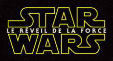 Logo du film Star Wars : le réveil de la force