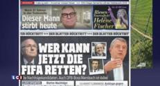 """Scandale à la Fifa : la presse britannique pas tendre à l'égard de """"septic blatter"""""""