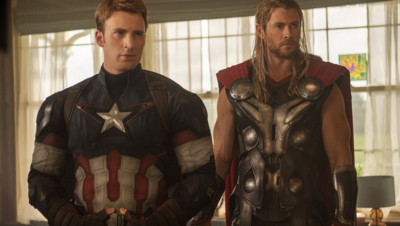 The Avengers: Age of Ultron de Joss Whedon