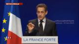 """A Strasbourg, Sarkozy qualifie Merah de """"monstre"""" et de """"fanatique"""""""