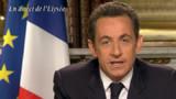Une rentrée en baisse dans les sondages pour Sarkozy