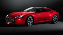 Aston Martin V12 Zagato 2012