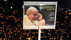 Jean Paul II Rome béatification vatican