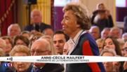 La romancière et grande figure du féminisme, Benoîte Groult est décédée