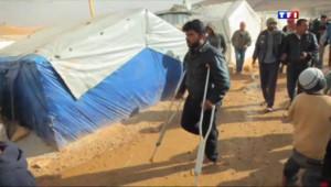 Le 20 heures du 22 janvier 2014 : L%u2019opposition syrienne entre espoir et lassitude - 1215.1809999999998