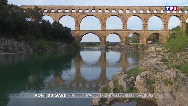 Le Pont du Gard : Un bel hommage aux Gaulois