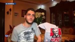 Les amateurs de KFC à Gaza se font livrer par l'Egypte