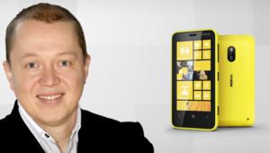 Marko Ahtisaari, Vice-président chargé du design chez Nokia