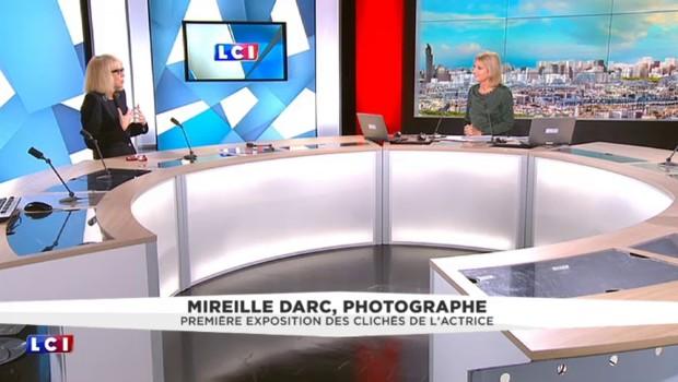 """Mireille Darc, photographe : """"Je cherche à trouver des choses qui me touchent profondément"""""""