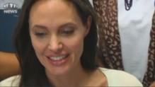 Angelina Jolie en Birmanie