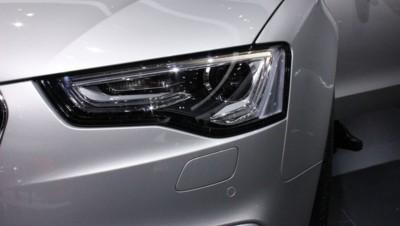 Audi A5 au Salon de Francfort 2011