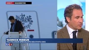 """Hollande à Washington pour renforcer la coalition contre Daech : """"Un sursaut diplomatique"""""""