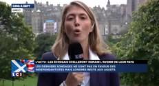 """Référendum en Ecosse : """"Edimbourg est en effervescence"""""""