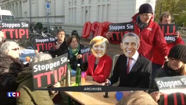 Tafta : les enjeux du traité de libre-échange transatlantique