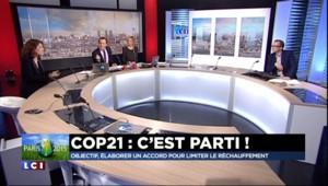 """Un accord pour la COP 21 ? """"Un vrai mensonge"""", selon Jouanno"""