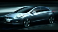 Hyundai i30 2011 illustration