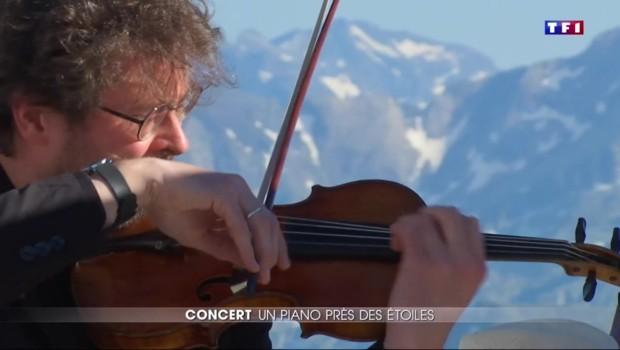 Hautes-Pyrénées : le festival Piano Pic se joue à 2870 mètres d'altitude