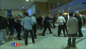 Heurts entre pro-juifs et pro-palestiniens à Roissy