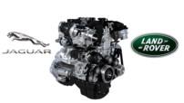 Moteur Ingenium Jaguar Land Rover 2014