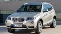 BMW X3 sDrive18d 143ch Confort/OPEN Edition A - 2013