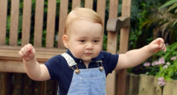 Prince George : ses parents publient une nouvelle photo officielle